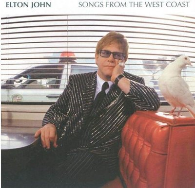 John, Elton / Songs From the West Coast | Rocket | CD | October 2001