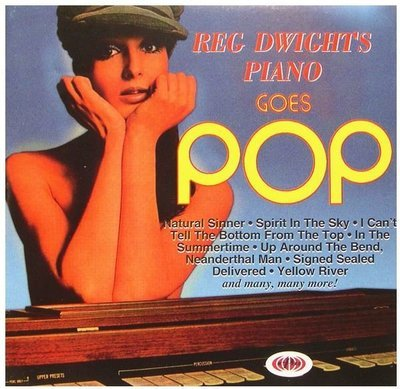 John, Elton / Reg Dwight's Piano Goes Pop | RPM | CD | 1994 | England