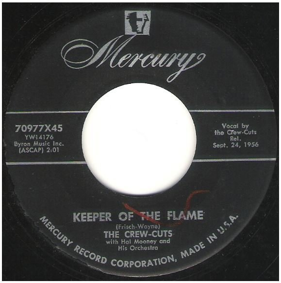 """Crew-Cuts, The / Keeper of the Flame 