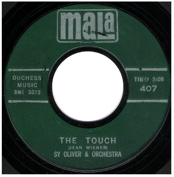 """Oliver, Sy / The Touch 