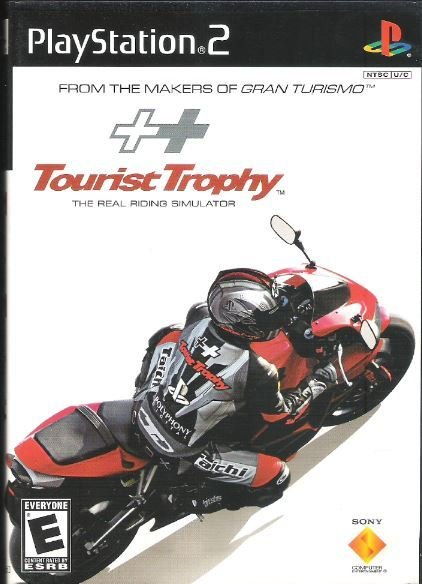 Playstation 2 / Tourist Trophy | Sony SCUS-97502 | Video Game | 2006