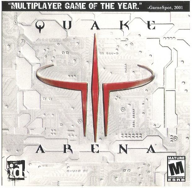 Quake III - Arena | ID Software | Video Game | 2001