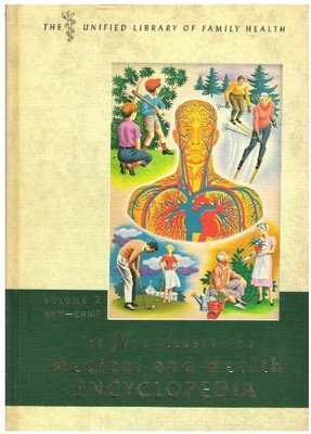 Medical / The New Illustrated Medical and Health Encyclopedia - Volume 2 | Book | 1964