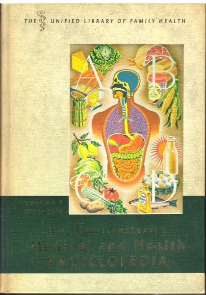 Medical / The New Illustrated Medical and Health Encyclopedia - Volume 3 | Book | 1964