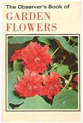 Pycraft, David / The Observer's Book of Garden Flowers | Frederick Warne + Co. Ltd | Book | 1974 | England