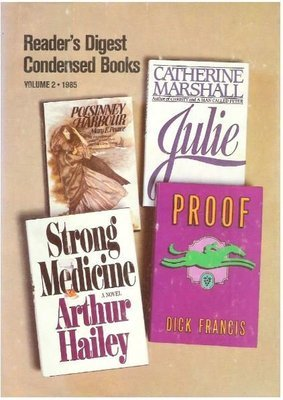 Reader's Digest / Condensed Books - Volume 2 | Book | 1985 | Catherine Marshall - Arthur Hailey - Mary E. Pearce - Dick Francis
