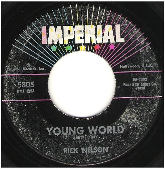 """Nelson, Rick / Young World 