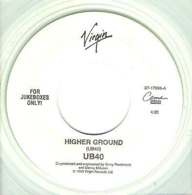 UB40 / Higher Ground | Virgin S7-17596 | Single, 7