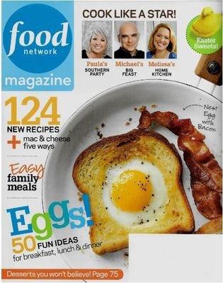 Food Network / Eggs! - 50 Fun Ideas | Magazine | April 2010