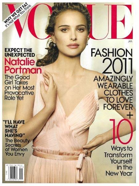Portman, Natalie / Vogue | Fashion 2011 | Magazine | January 2011