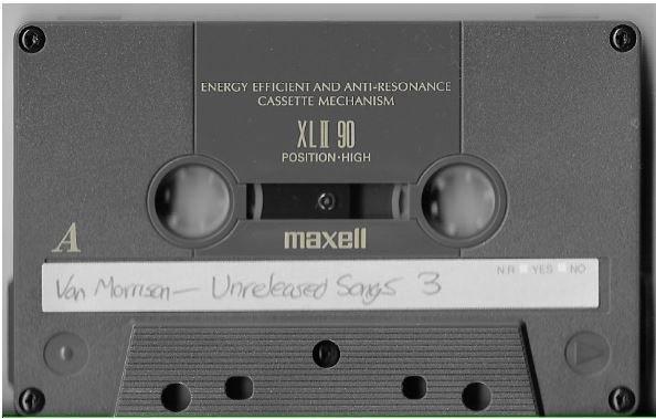 Morrison, Van / Unreleased Songs Volume 3 | Live + Rare Cassette