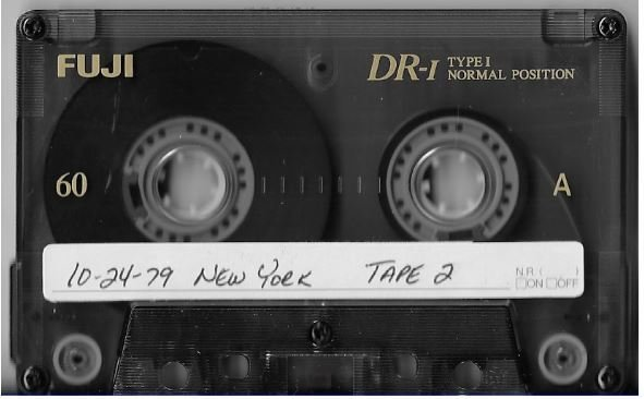 John, Elton / New York, NY (Palladium) | Live Cassette | October 1979 | Part 2