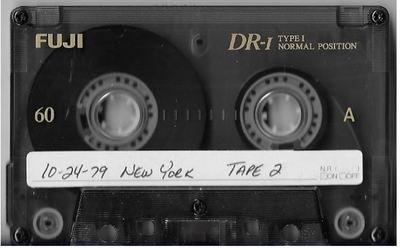 John, Elton / New York, NY (Palladium) | Live Cassette | October 1979 | Part 2