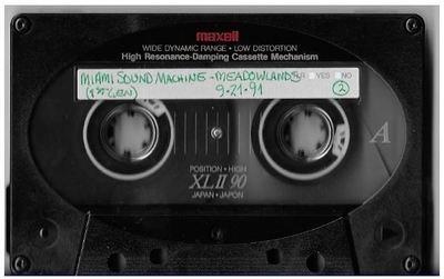 Estefan, Gloria / East Rutherford, NJ (Meadowlands Arena) | Live Cassette | September 1991 | Part 2 | Miami Sound Machine
