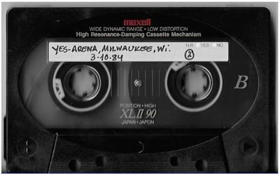 Yes / Milwaukee, WI (MECCA Arena) | Live Cassette | March 1984 | Part 2