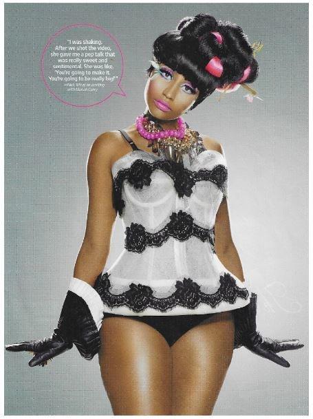 Minaj, Nicki / Hip-Hop's Hottest New Star | Magazine Article | November 2010