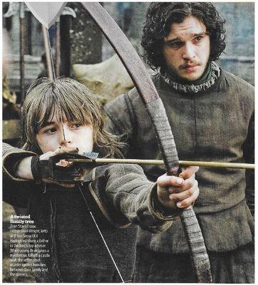 Hempstead-Wright, Isaac / A Twisted Family Tree | Magazine Photo | November 2010 | Game of Thrones