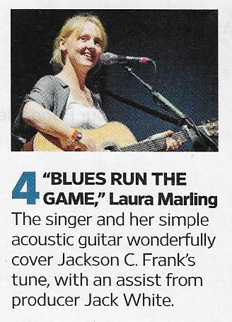 Marling, Laura / Blues Run the Game | Magazine Article | November 2010