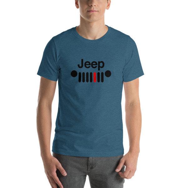 Firefighter Support Short-Sleeve T-Shirt