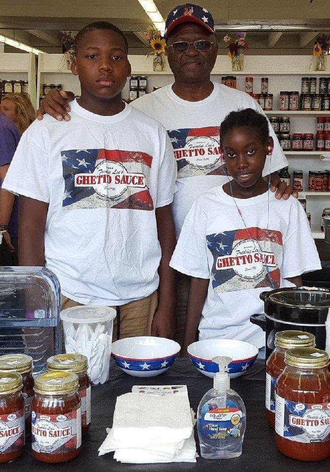 Freddie Lee's Ghetto Sauce T-Shirt