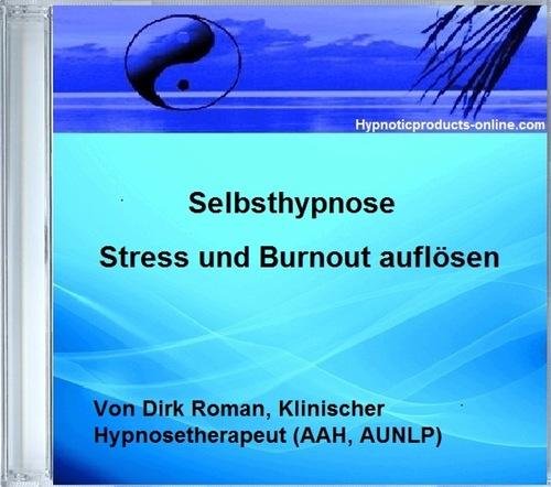 """Selbsthypnose-mp3 """"Stress und Burnout auflösen"""" 0000001"""