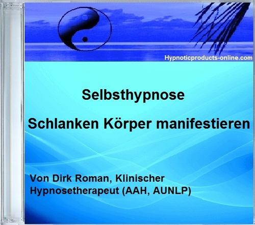 """Selbsthypnose-mp3 """"""""Schlanken Körper manifestieren"""" 0000003"""