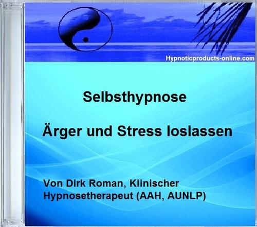 """Selbsthypnose-mp3 """"Ärger und Stress loslassen"""" 0000006"""