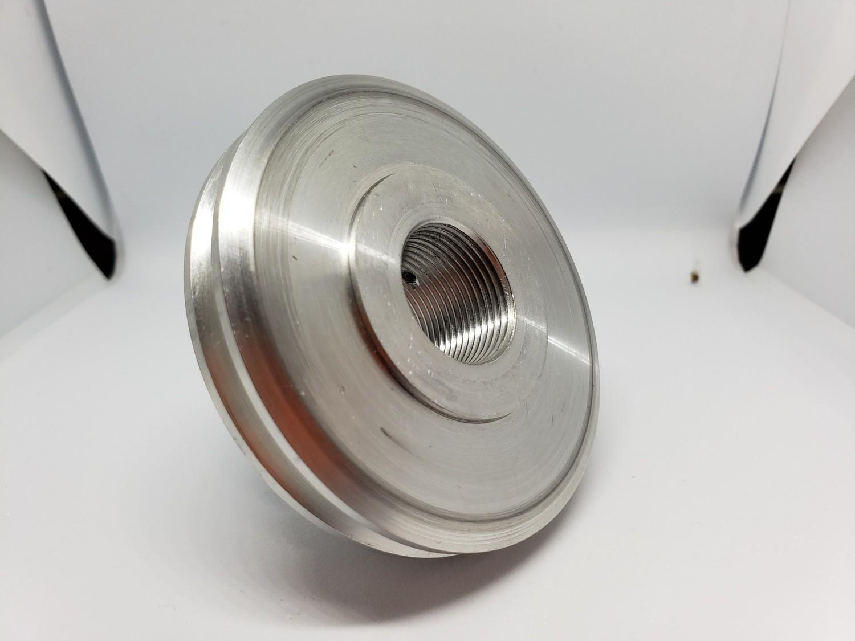 Sherline Belt Profile Compatible With Threaded GlockCNC.com Spindle