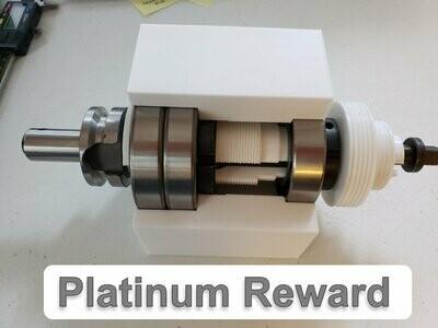 BT-30 Headstock Taig & Sherline Platinum - Pre-Orders