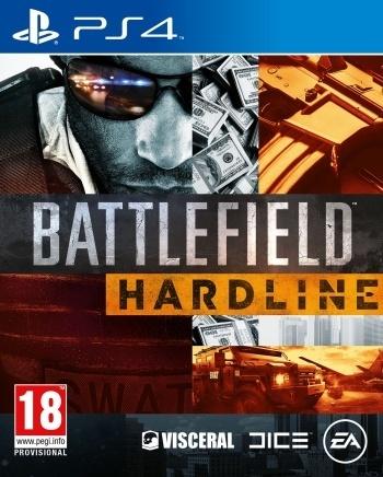 a31db07abe BATTLEFIELD HARDLINE - PLAYSTATION 4 - PS4 - USATO - ACQUISTA ONLINE E  RICEVILO A CASA (ANCHE CON PAGAMENTO ALLA ...