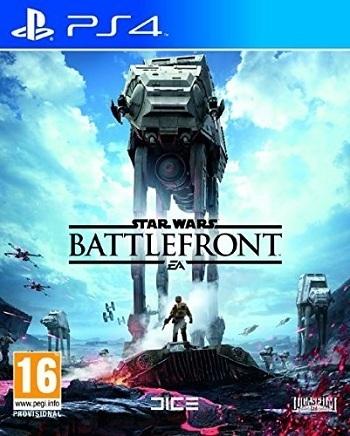 1f0d3dc387 STAR WARS BATTLEFRONT- PLAYSTATION 4 - PS4 - USATO - ACQUISTA ONLINE E  RICEVILO A CASA (ANCHE CON PAGAMENTO ...