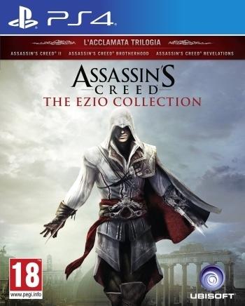 b5611ba22b ASSASSIN'S CREED - THE EZIO COLLECT. - PLAYSTATION 4 - PS4 - USATO - ACQUISTA  ONLINE E RICEVILO A CASA (ANCHE ...