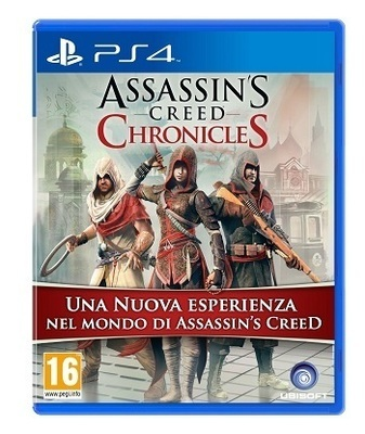 ac7be3a141bd ASSASSIN'S CREED CHRONICLES PACK - PLAYSTATION 4 - PS4 - USATO - ACQUISTA  ONLINE E RICEVILO