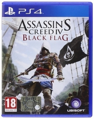 c412dbb403f8 ASSASSIN'S CREED IV BLACK FLAG - PLAYSTATION 4 - PS4 - NUOVO - ACQUISTA  ONLINE E