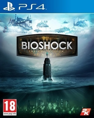 3797c0d9d7ac BIOSHOCK THE COLLECTION - PLAYSTATION 4 - PS4 - NUOVO - ACQUISTA ONLINE E  RICEVILO A