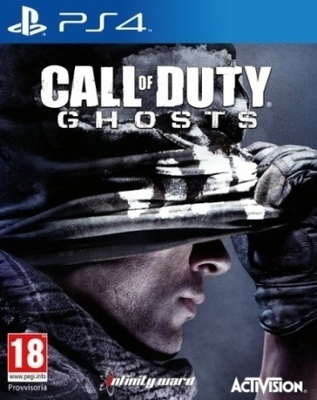 79cdf59aef29 CALL OF DUTY GHOSTS - PLAYSTATION 4 - PS4 - NUOVO - ACQUISTA ONLINE E  RICEVILO