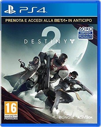 d6d775b112 DESTINY 2 - PLAYSTATION 4 - PS4 - USATO - ACQUISTA ONLINE E RICEVILO A CASA  (ANCHE CON PAGAMENTO ALLA ...