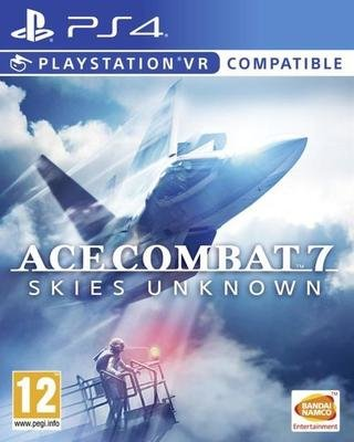 83f5c5a19c98 ACE COMBAT 7 SKIES UNKNOWN - PLAYSTATION 4 - PS4 - NUOVO - ACQUISTA ONLINE E