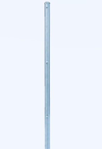 Postes intermedios de 1 m alto!!