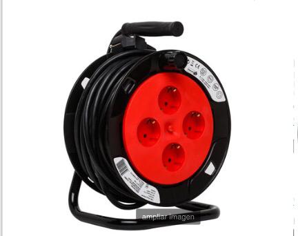Alargador 15 m luz.