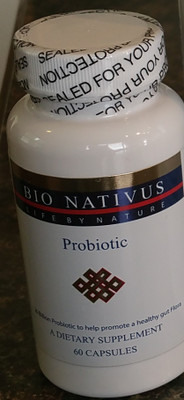 New Probiotic with Enzyme Pack
