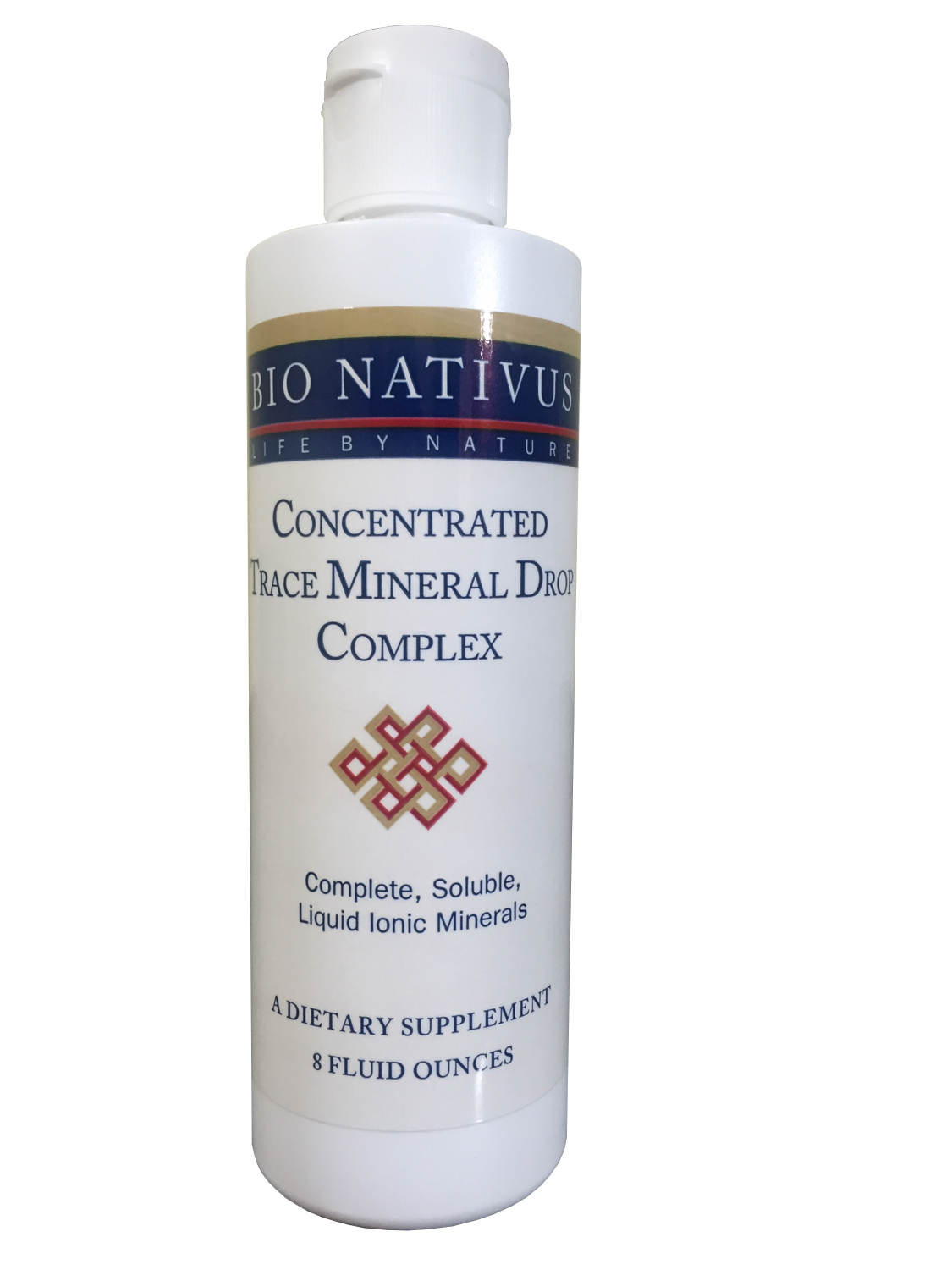 Concentrated Trace Mineral Drop Complex 0001