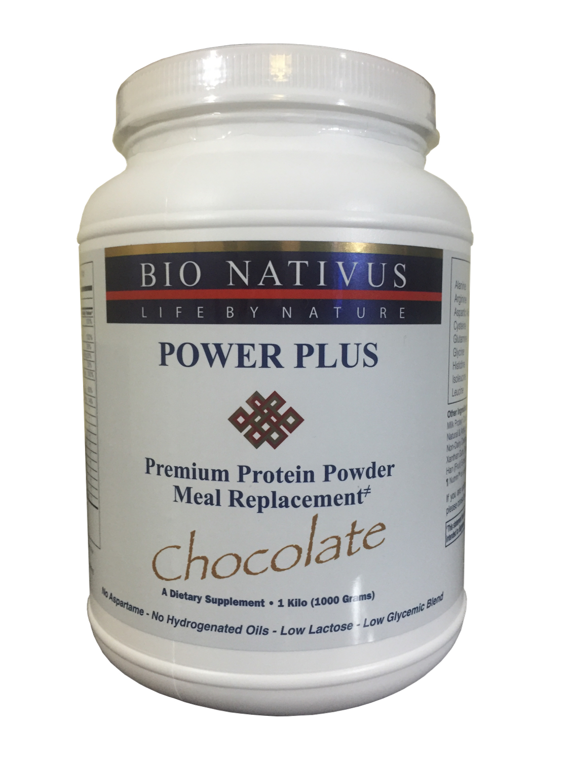 Power Plus Premium Meal Replacement 0035