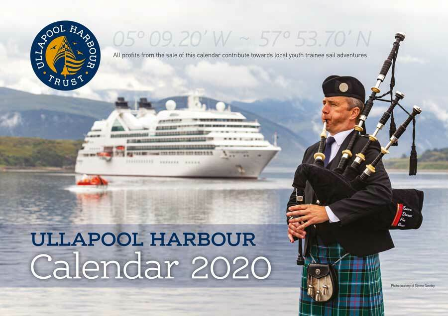 2020 Harbour Calendar calendar 2020