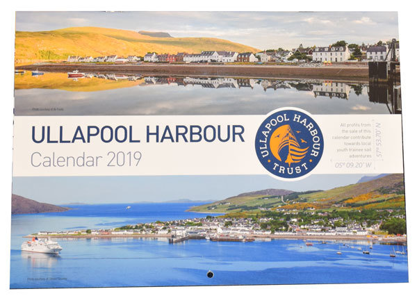 2019 Harbour Calendar calendar 2019