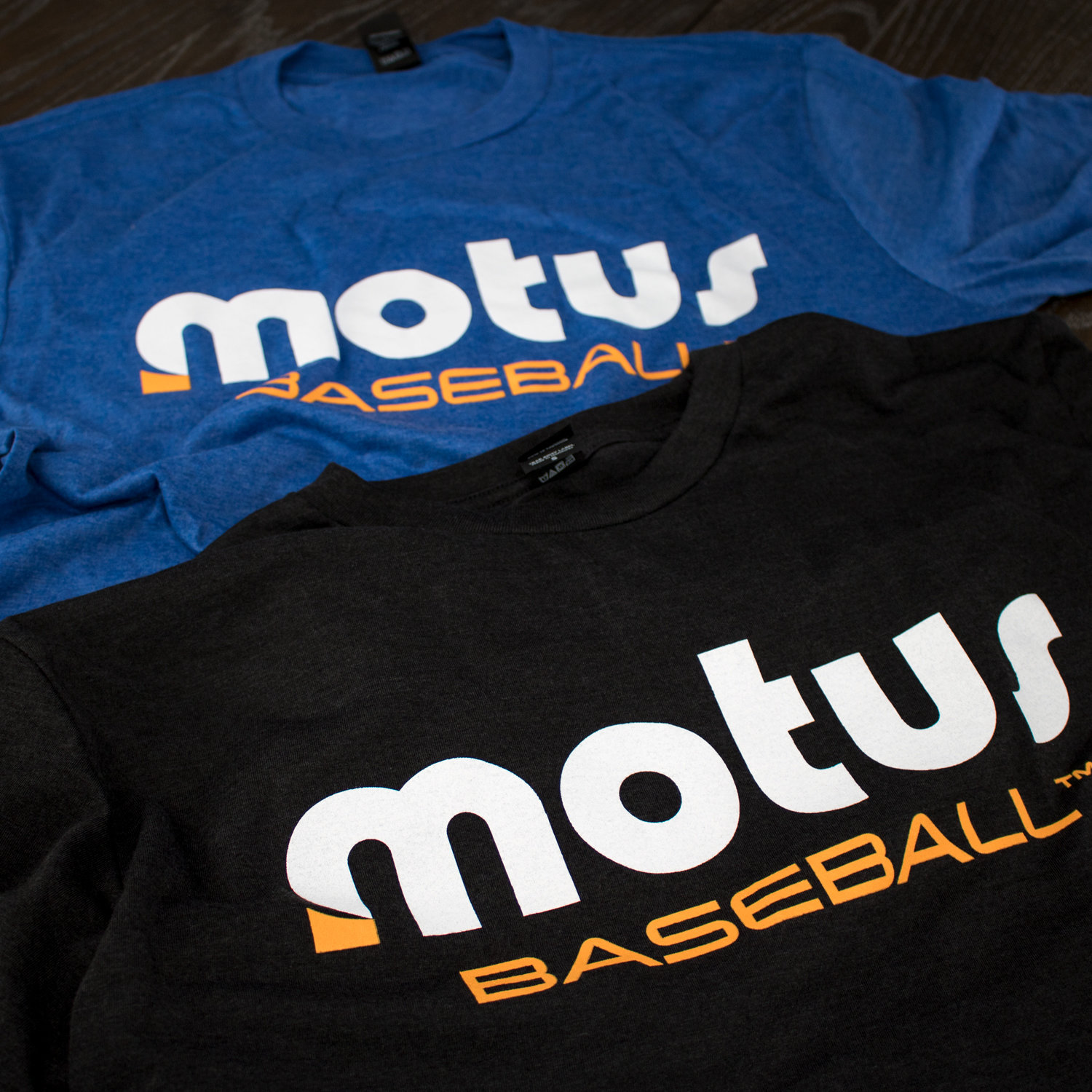 motusBASEBALL™ Maximum Comfort T-Shirt MBBT
