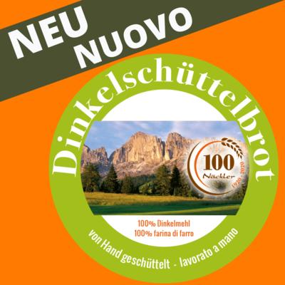 Dinkel Schüttelbrot (20 Pakete/pacchetti à 250g)