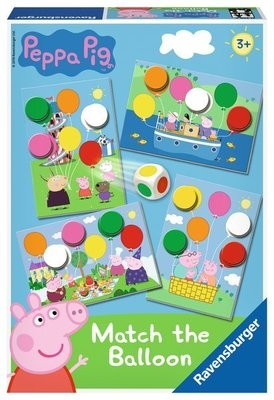 Peppa Pig Balloon Game