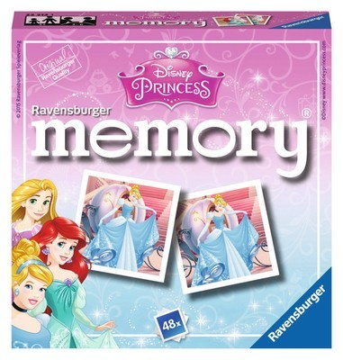 Disney Princess Mini Memory