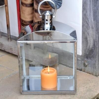 Lantern Stainless Steel - Norwegian Large